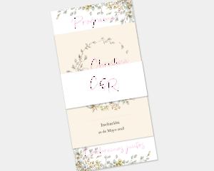 Fairytale - Invitación de boda - Conjunto